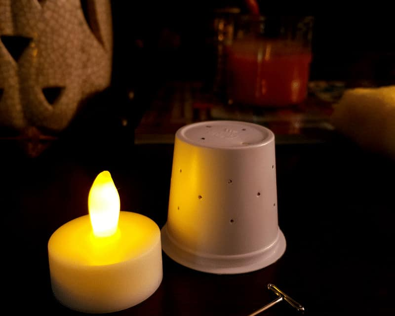K-Cup® Pod Votive Lights and How-To Make Delicious Caffe Latte at Home