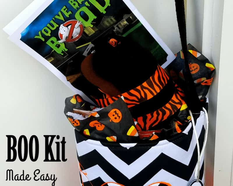 The Easy Way to Put Together a BOO Kit