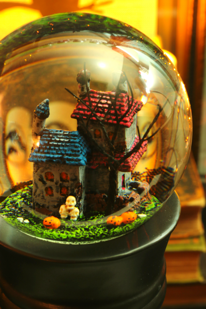 Halloween Snow Globe from Balsam Hill
