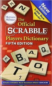 scrabble-dictionary