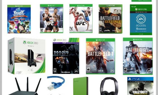 Ultimate Gift Guide for Gamers -from Stocking Stuffers to Big Ticket Items