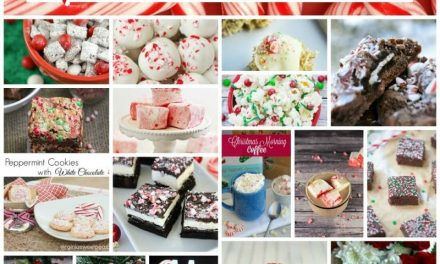 17 Peppermint Treats