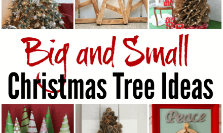 Big and Small Christmas Tree Ideas