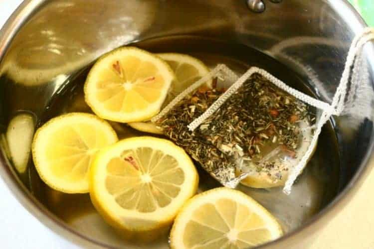 lemons-and-herbs-for-honey-lemon-and-ginger-homemade-cough-drops-get-the-recipe-at-www-cupcakesandcrinoline-com