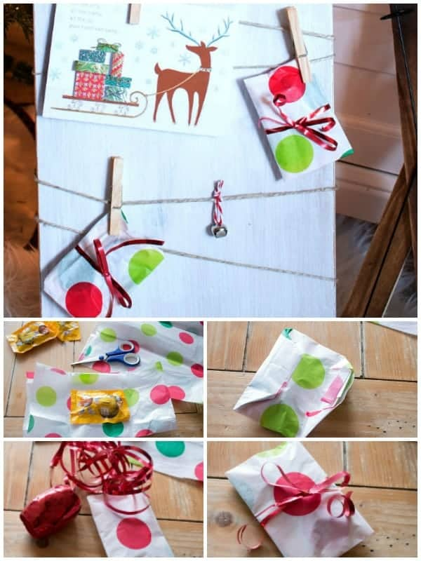 Mini Candy Gift Packs for Holiday Gift Giving