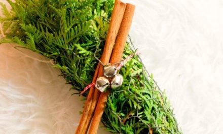 Rustic Evergreen Decor