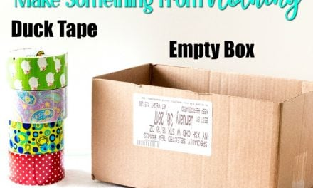 Pantry Organization – DIY Storage Containers from Cardboard Boxes