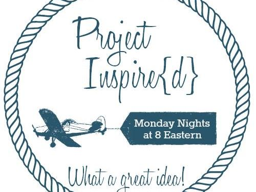 Project Inspire{d} Link Party #215