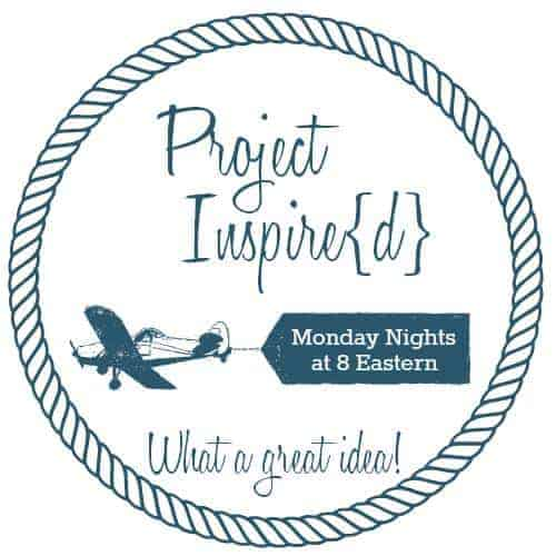 Project Inspire{d} Link Party #219