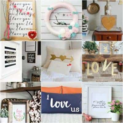 9 Year Round Romantic Decor Ideas