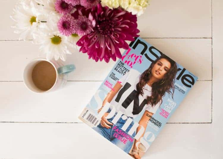 InStyle Magazine - be fashion ready for the season.