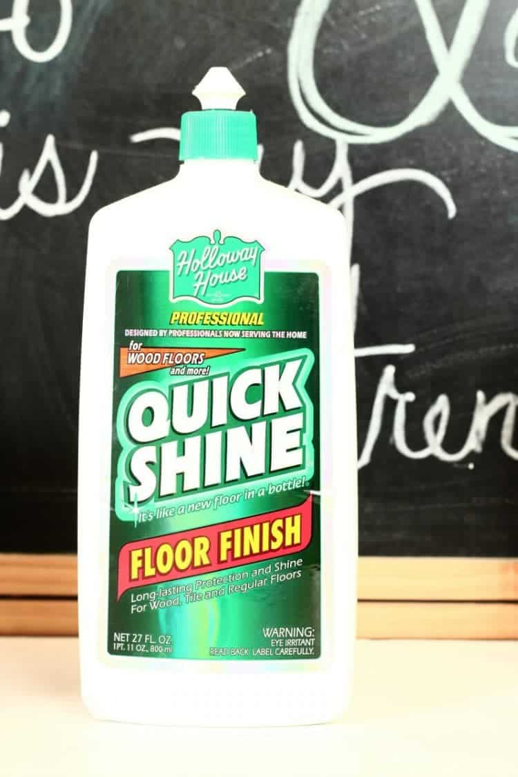 Holloway House Quick Shine