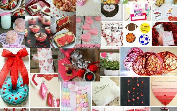 Over 70 Valentine's Day Ideas