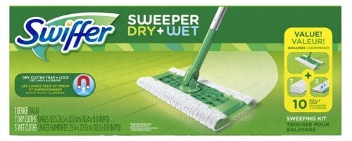 Swiffer Floor Cleaner in Box