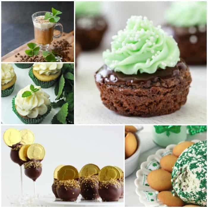 St. Patrick's Day Treats & Drinks features from Project Inspire{d}