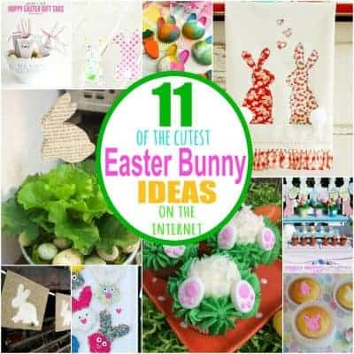 11 of the cutest Easter bunny ideas on the Internet!