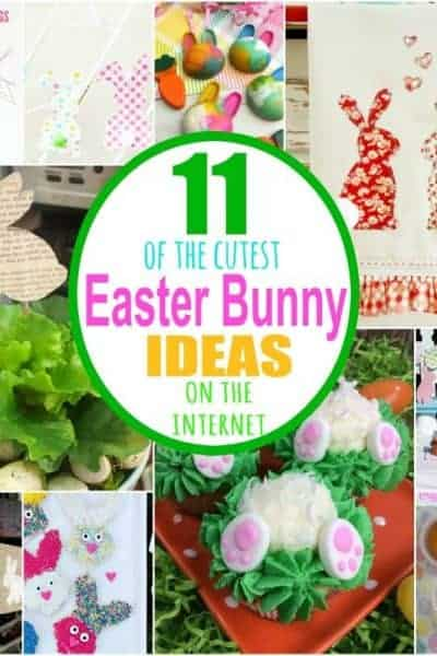 11 of the Most Adorable Easter Bunny Ideas on the Internet