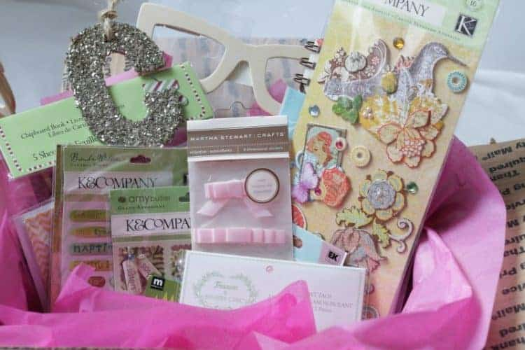 Craft Supply Giveaway from cupcakesandcrinoline.com
