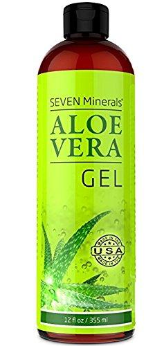 Aloe Vera Gel for sunburn