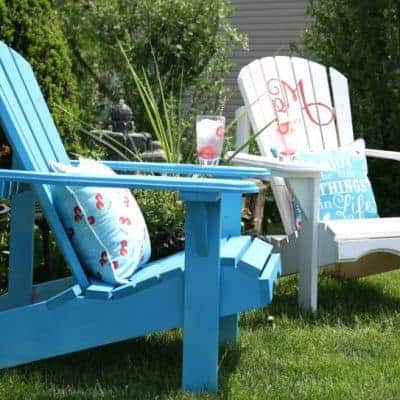 Classic and Comfortable Adirondack Chairs – Sponsored