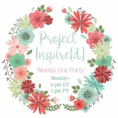 Project Inspire{d} Link Party #245