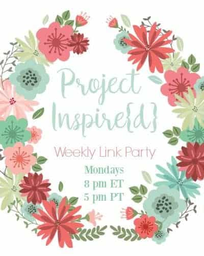 Project Inspire{d} Link Party #262