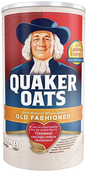 Quaker Oats for Sunburn