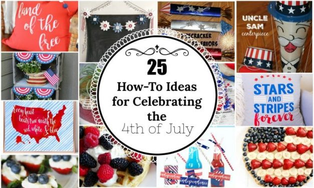 25 How-To Ideas for Celebrating the 4th of July
