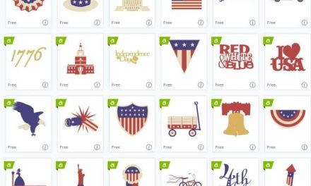 Cricut Design Space Free Cut until July 4th – Patriotic Goodies!
