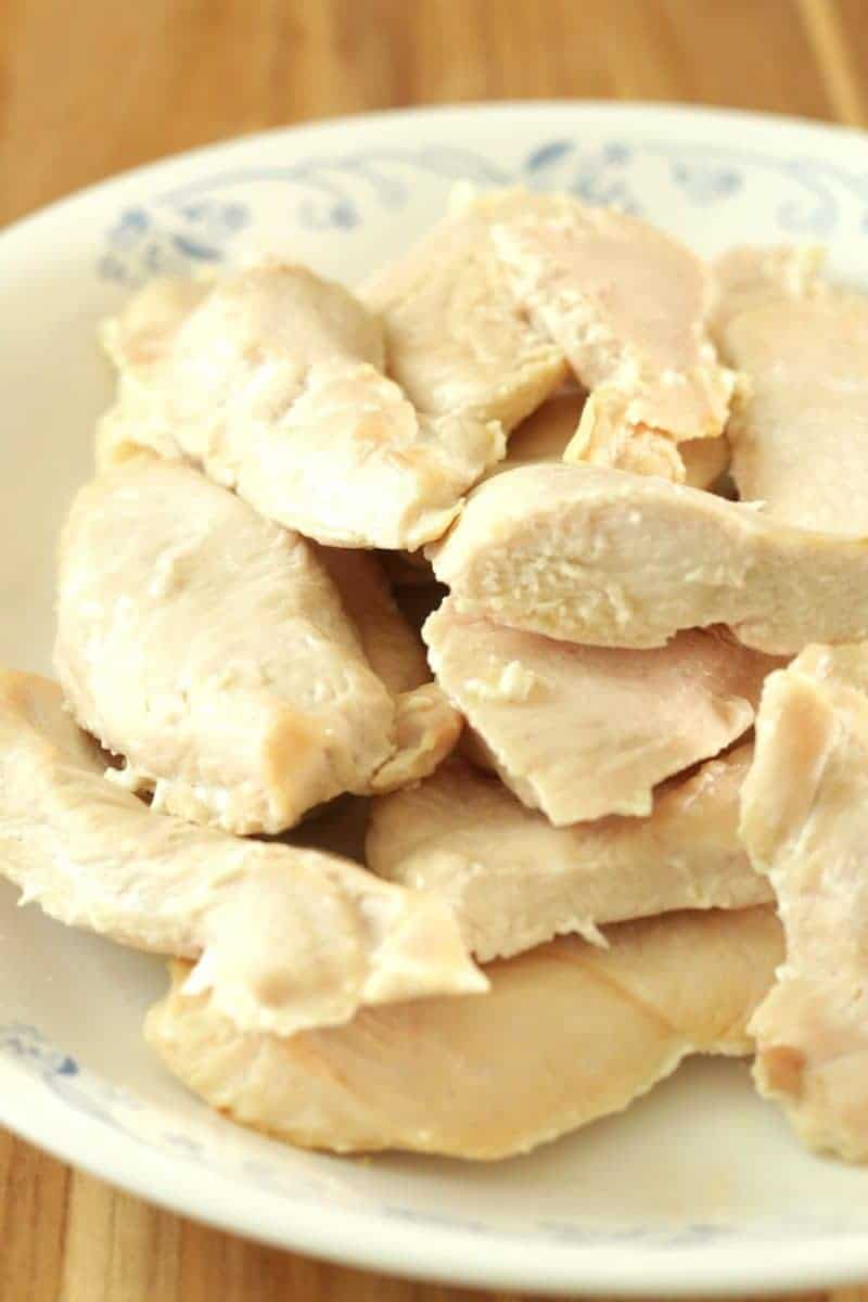 Forget dry hard chicken breasts. Try this super simple marinade and have moist and Tender Chicken Breasts