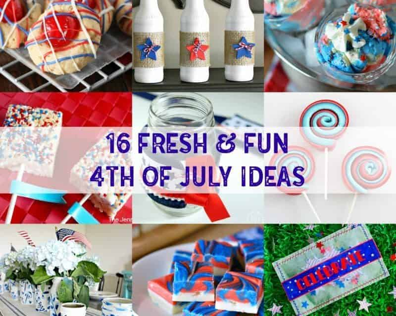 Fresh and Fun 4th of July Ideas