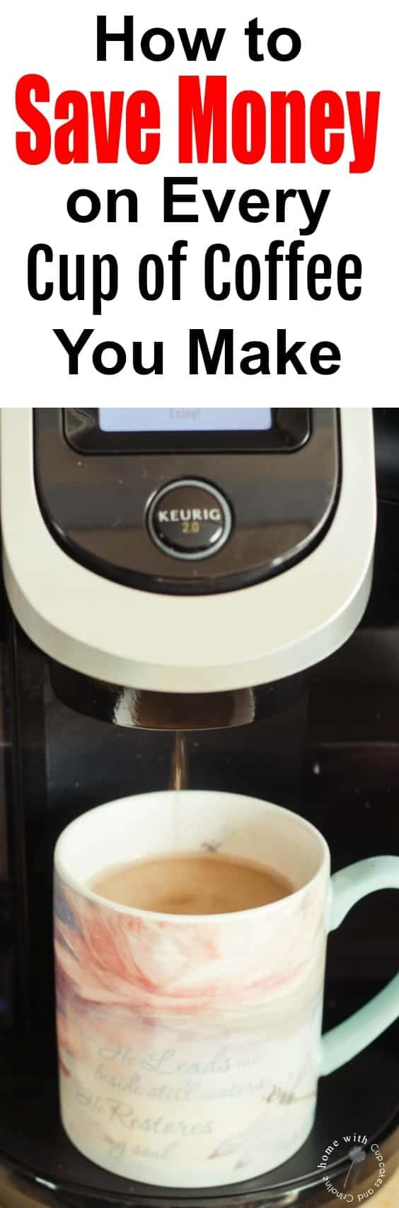 How to save money on every cup of coffee you make with this one simple change.