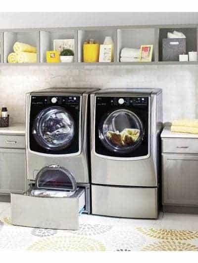 The Benefits of a Front Load Washer from Best Buy