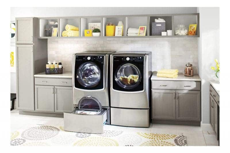 The benefits of front load washers