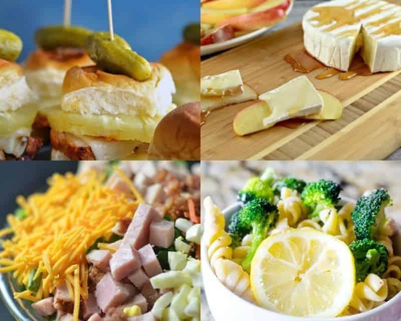 One Dozen Perfect Picnic Food Ideas