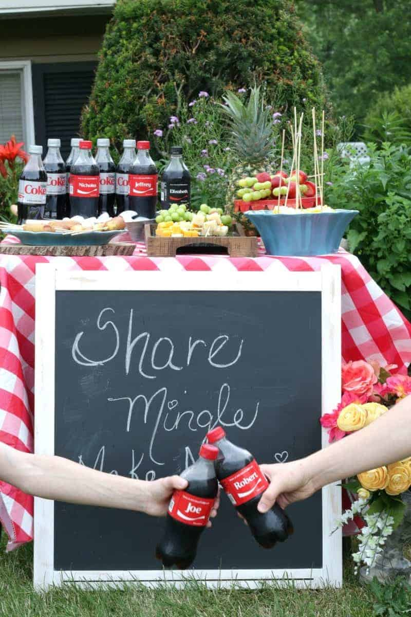 Put a Stick In It - How to Entertain Without Silverware Share, Mingle, Make Memories