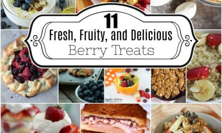 11 Fresh, Fruity, and Delicious Berry Recipes