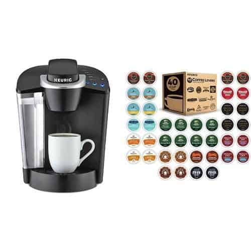 K55 Keurig with 40 K-cups $69.99