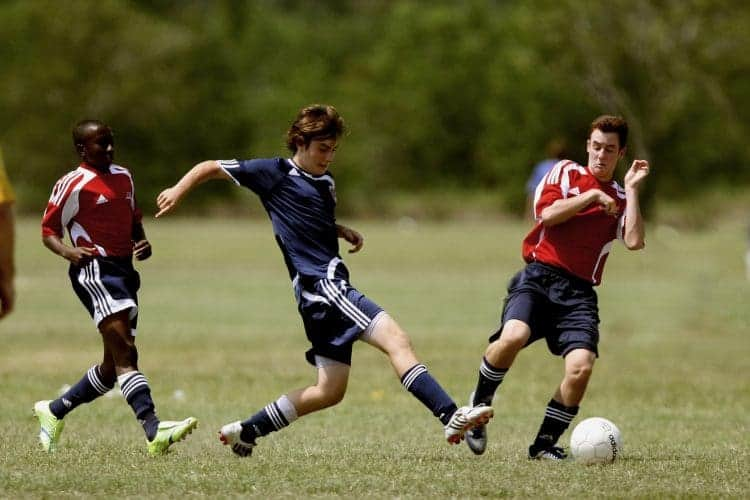 Moving Tips - enroll children in sports activities before the school year begins.