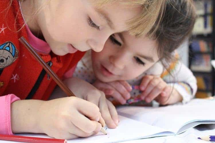 Moving Tips - get the kids involved with a special task such as taking notes of the houses you've toured.