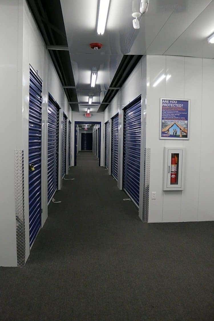 #GuardianStorage facility