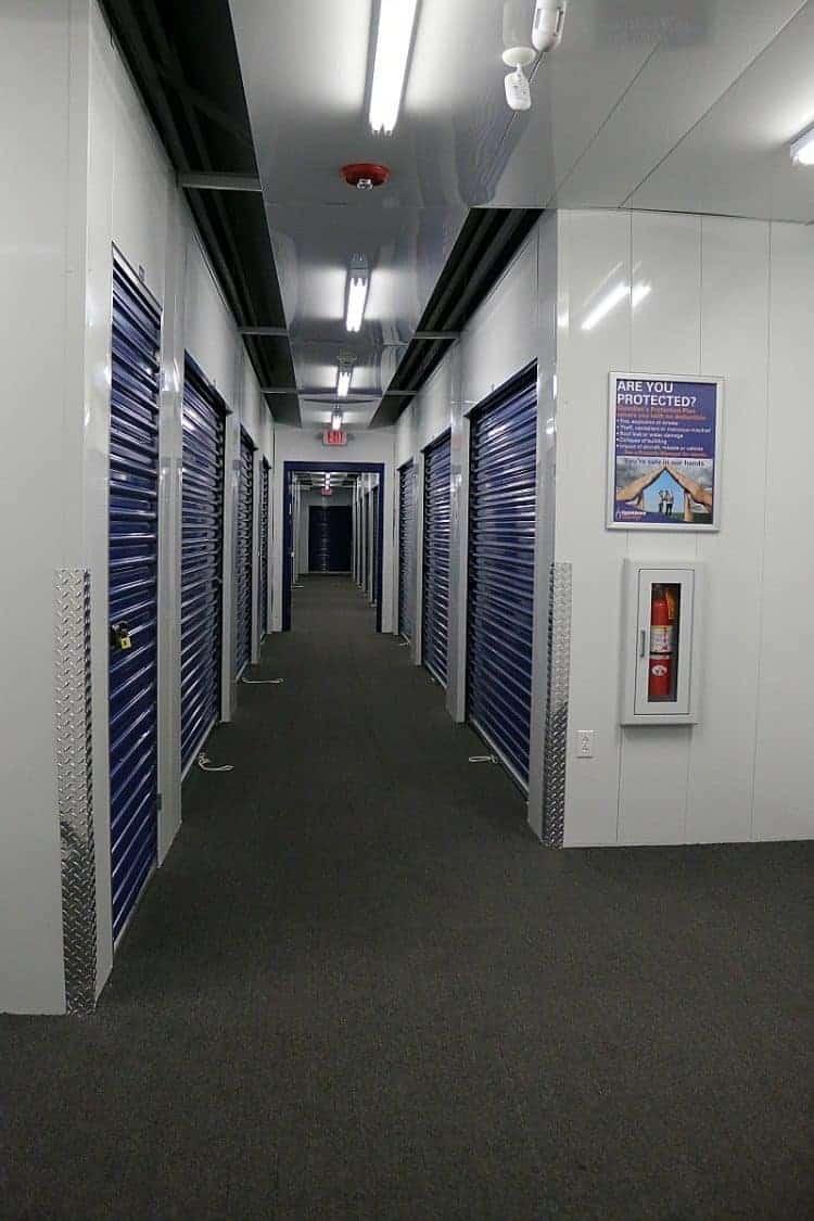 #GuardianStorage facility