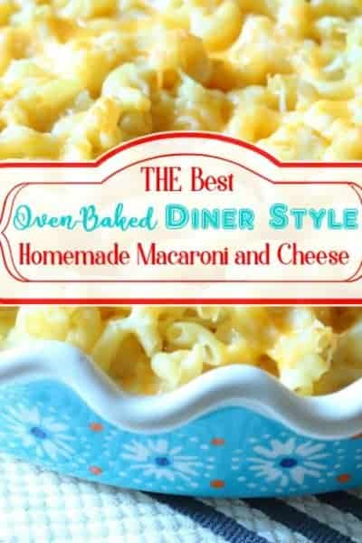 The Best Oven-Baked Macaroni and Cheese Ever