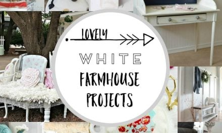 12 Absolutely Gorgeous White Farmhouse Projects
