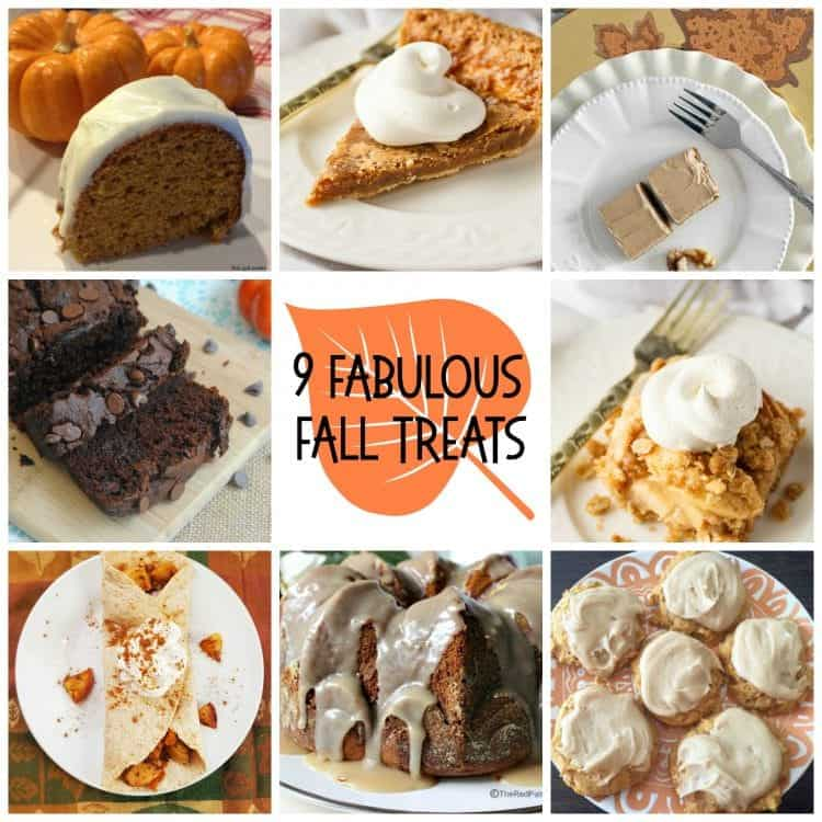 9 insanely fabulous fall sweets and treats to try now!