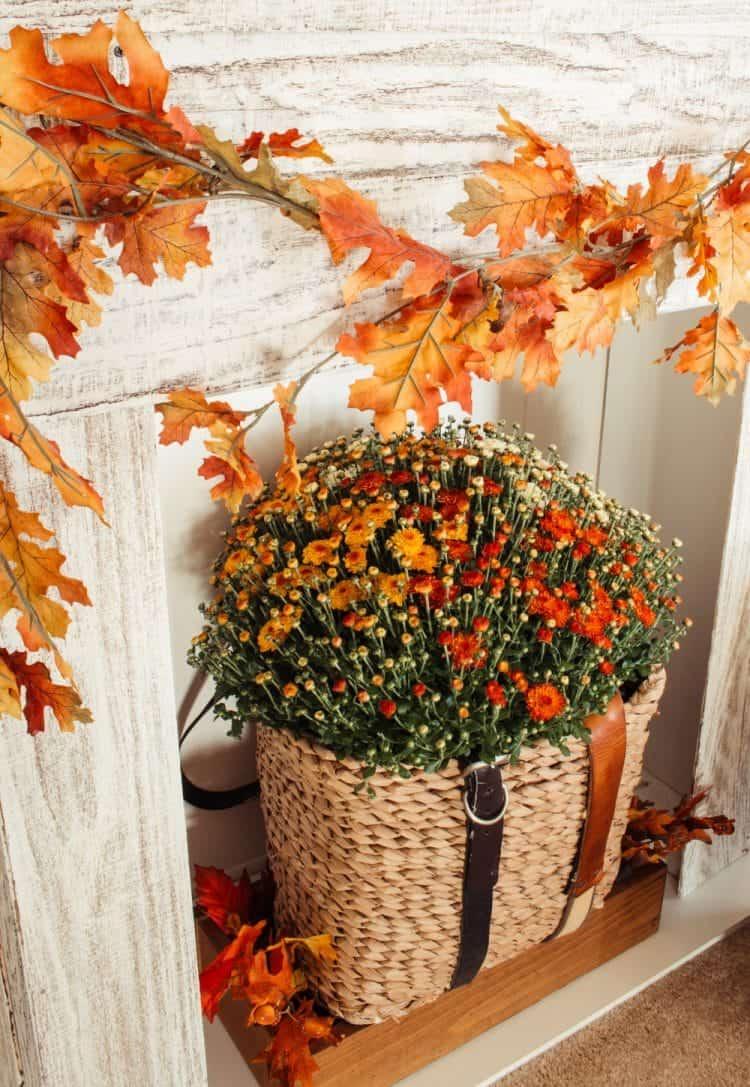 Autumn in the Air - Fall Home Tour