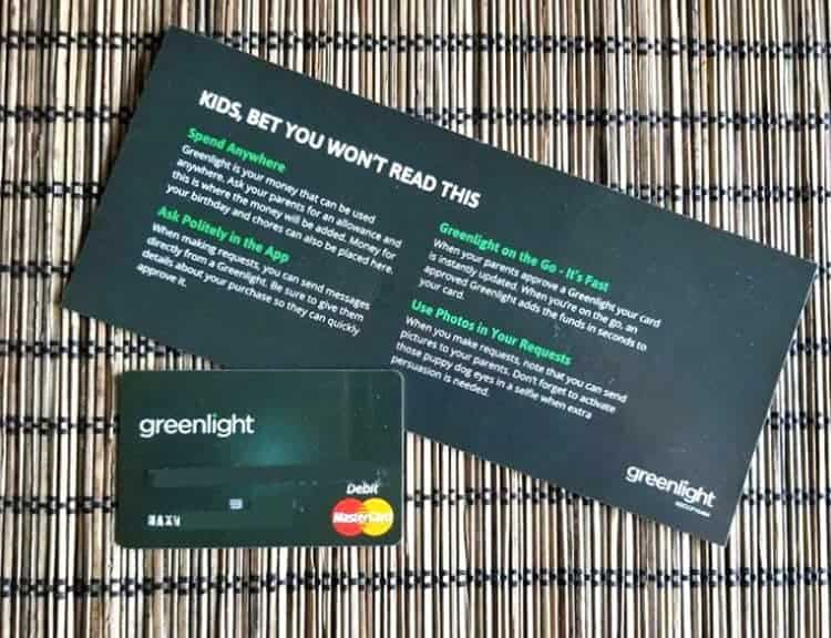 Greenlight Debit Card for Kids - a wonderful tool for teaching financial responsibility.