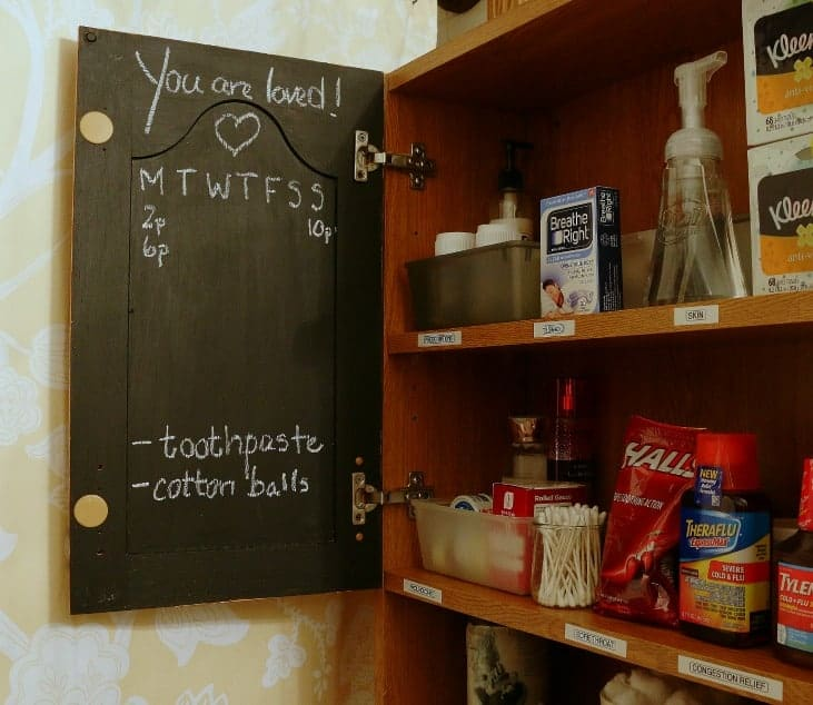 How-To Organize Your Medicine Cabinet