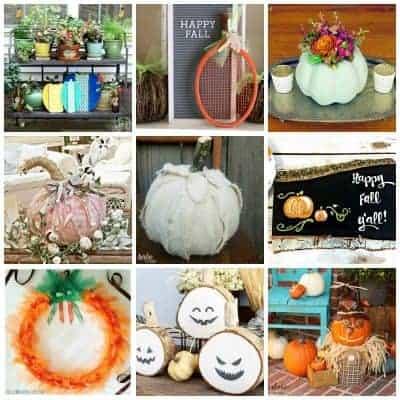 12 perfect adorable pumpkin ideas for fall