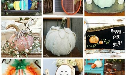12 Perfect Pumpkin Ideas for Fall